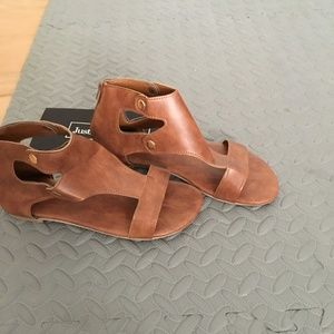 208322248 Just Fashion Now  Alongxy Shoes - Womens Sandals Flat Gladiator Thong  Casual Summer